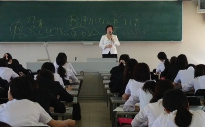 Pro-Sec 田中志保 プロ・セック 就職対策 就活 短期大学 講座