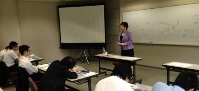 田中志保 プロ・セック 就活対策 講座 就活 Pro-Sec